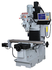 1054B 3-Axis Bed Mill