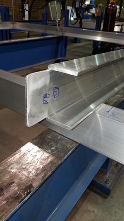 Aluminum C-Channel