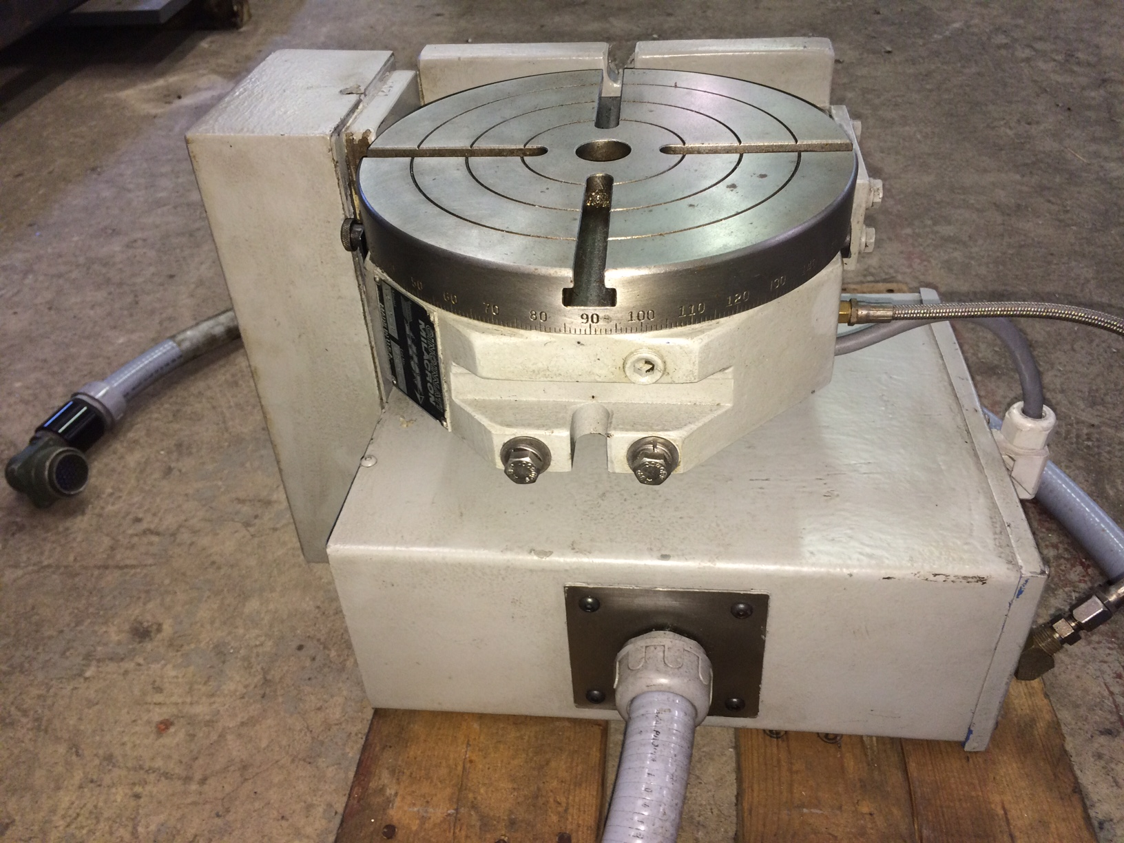 "Troyke 9"" Rotary Table"