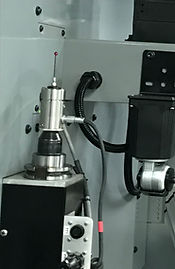 Probe Holder with Spindle Interupt