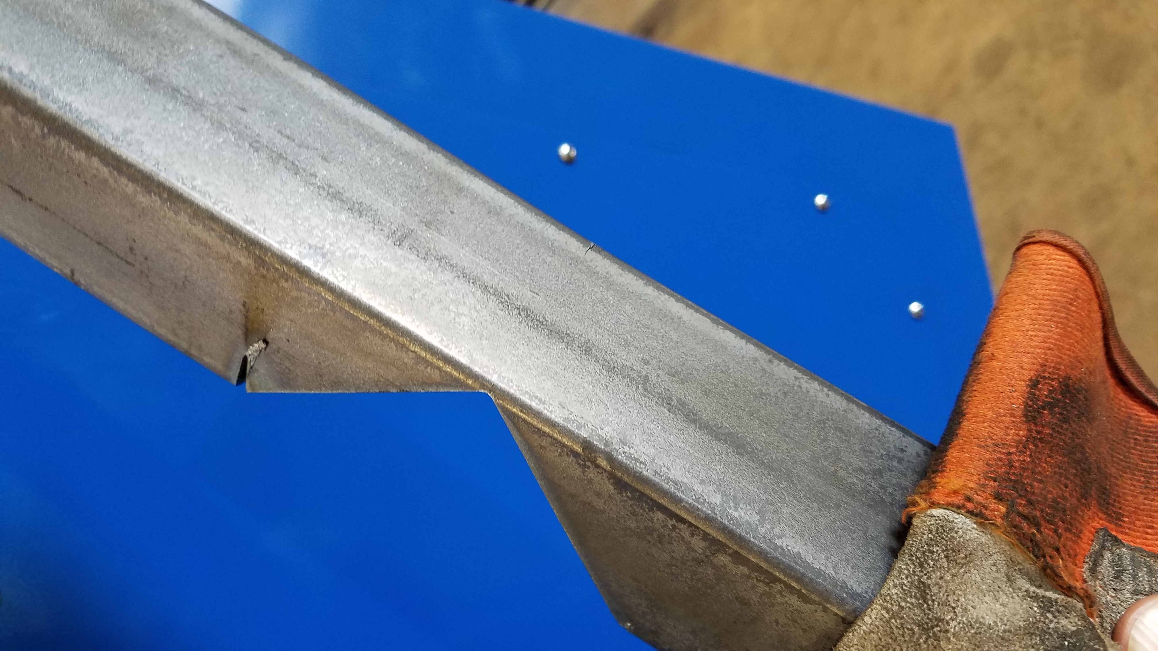 Bend Notching