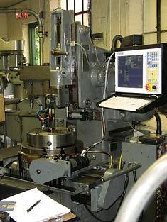 Specialty CNC Retrofits