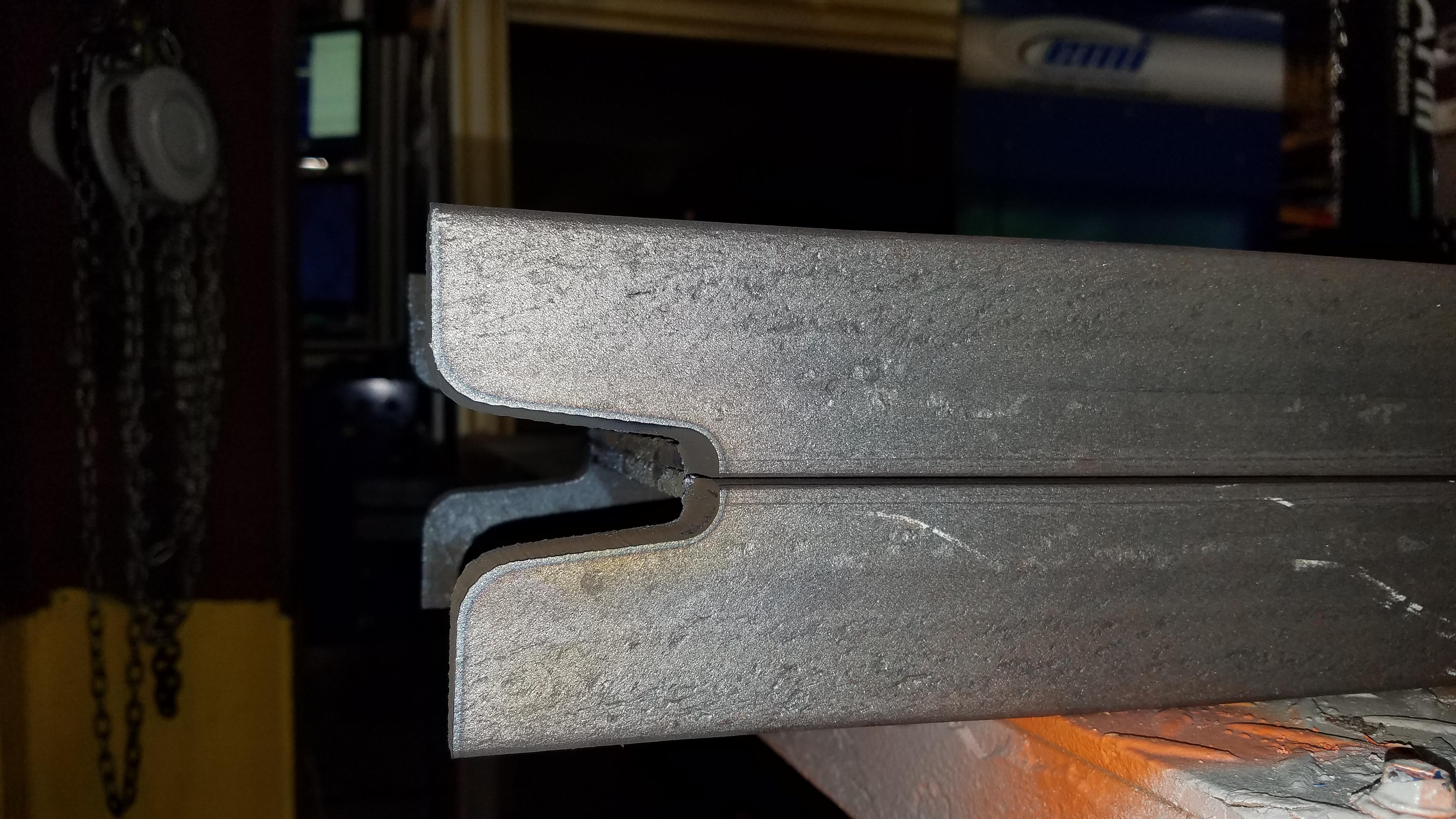 Steel C-Channel