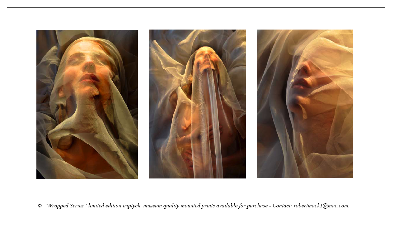 Wrapped Triptych