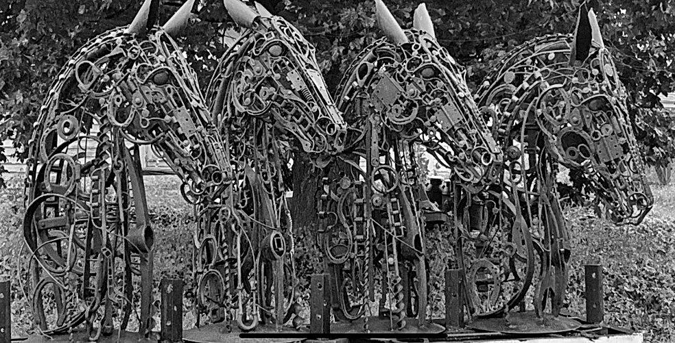 Jenny Horstman Horse Sculptures.jpg