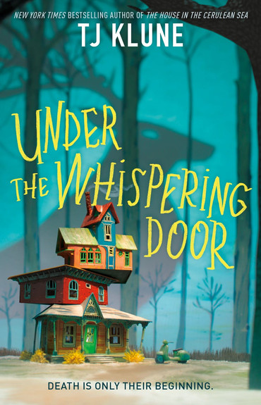 An Interview with TJ Klune, author of Under the Whispering Door