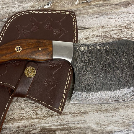 We Engrave Knives! - Customized Knives Are a Great Idea!