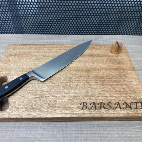 Custom Wooden Cutting Boards