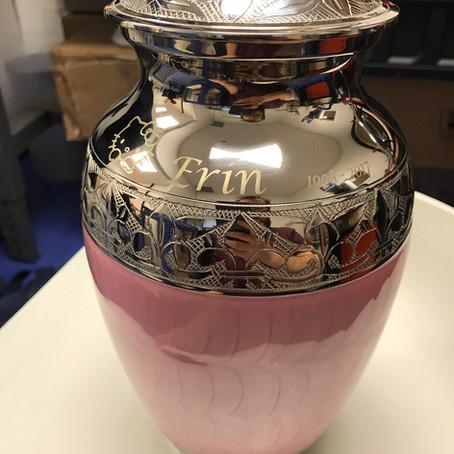 Custom Cremation Urns