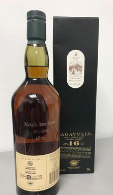 Whiskey Bottle Engraving