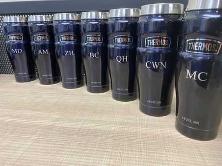 Customizing Tumblers, Travel Mugs or Bottles