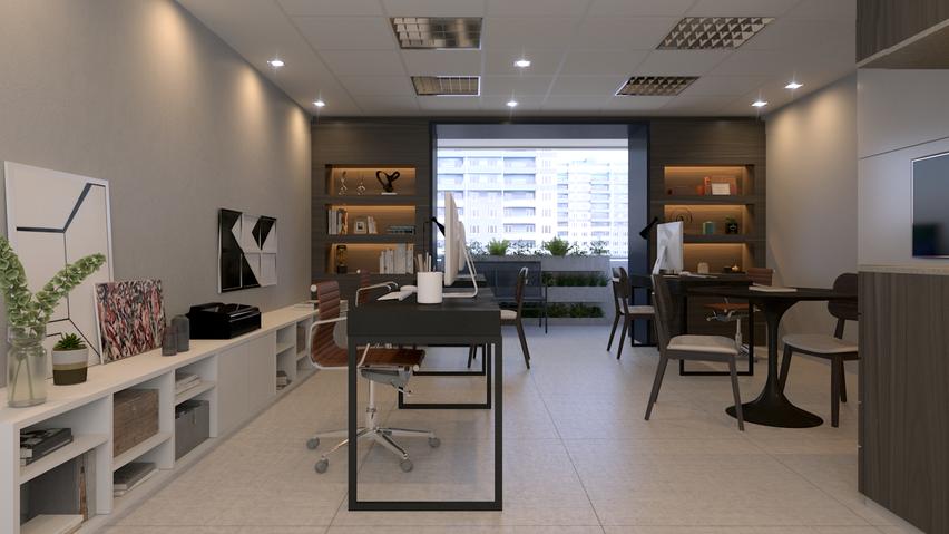 Projeto para escritório, Renata Spinelli