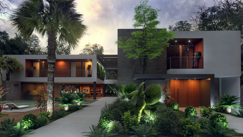 Projeto residencial, Aurora Grei