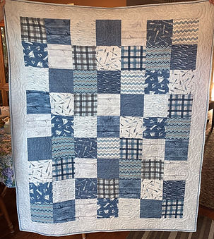 Marlene - Quilt by for my son's birthday
