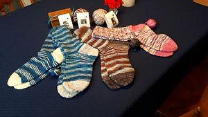 Klara Atzenwiler Socks from Songbird woo