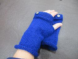 Joanne Haydyn - Fingerless mitts....  Ro