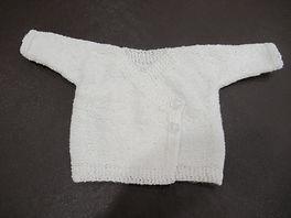 Joanne Haydyn - Kimono style baby sweate