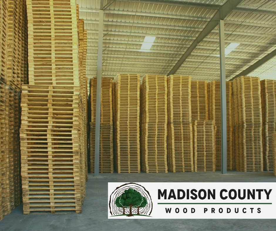 Eco-Friendly Pallets - Madison County Wood Products - Fredericktown, MO