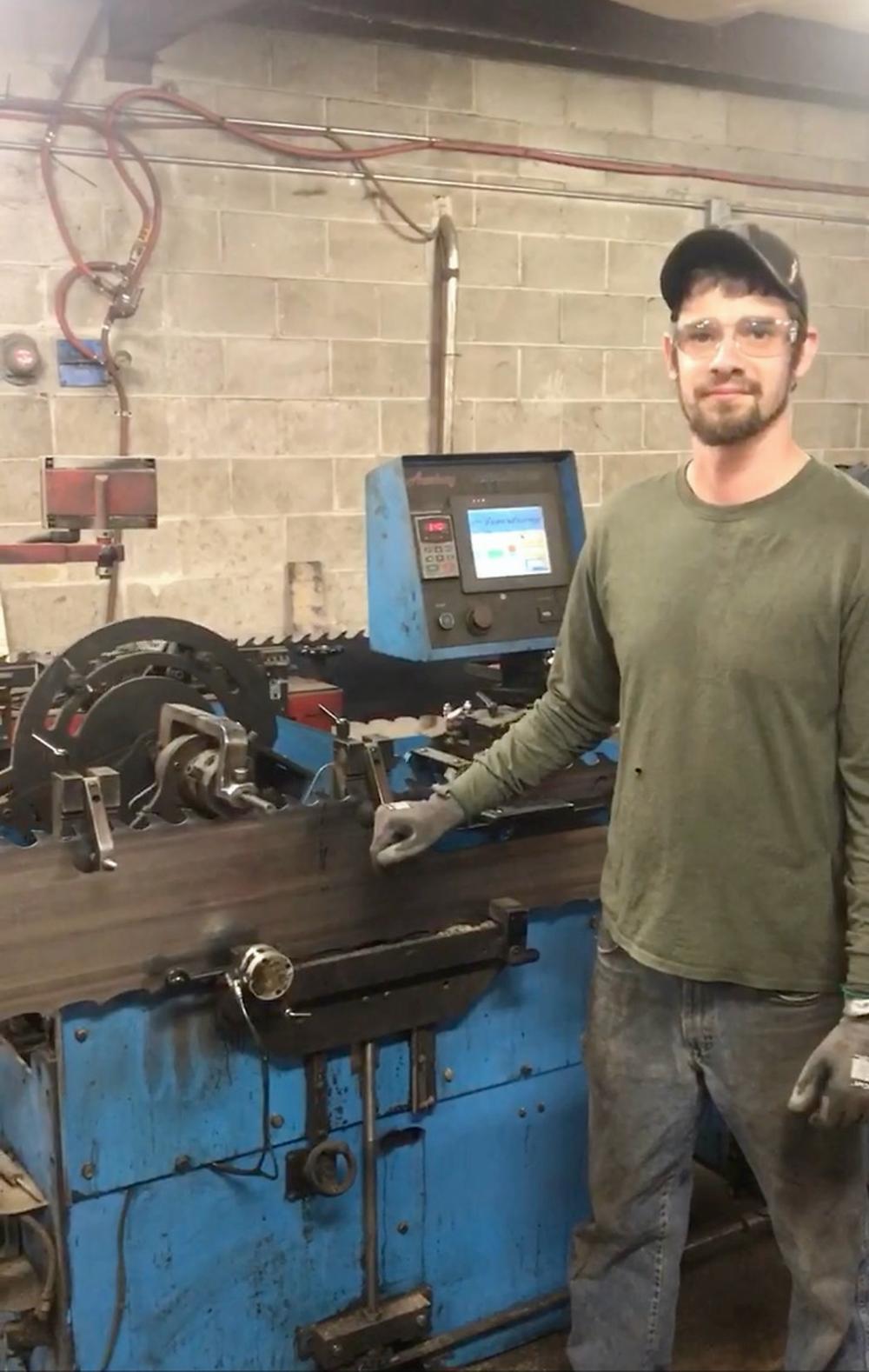 From High School Grad to Machine Operator