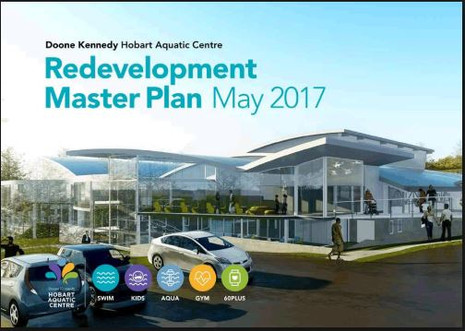 Redevelopment Master Plan For the Hobart Aquatic Centre
