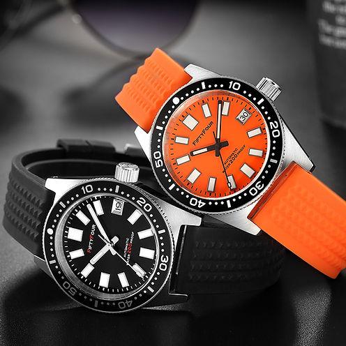 Vintage 6217-8000 homage,62mas watch case