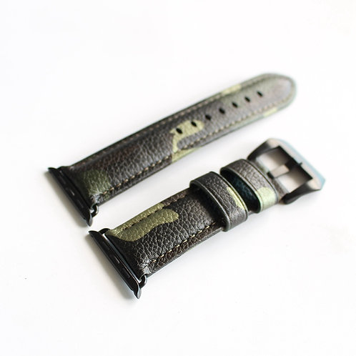 38mm 42mm iwatch leather strap
