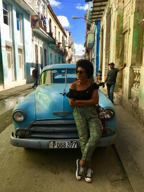 Havana Vieja, como te esquecer?