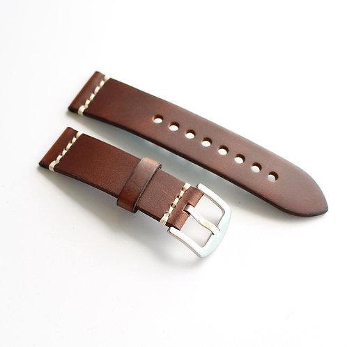 Vintage Class strap 22mm 24mm soft man strap