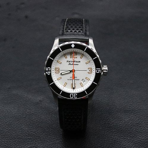 Fashion sporty style Glass bezel insert man mechanical watch