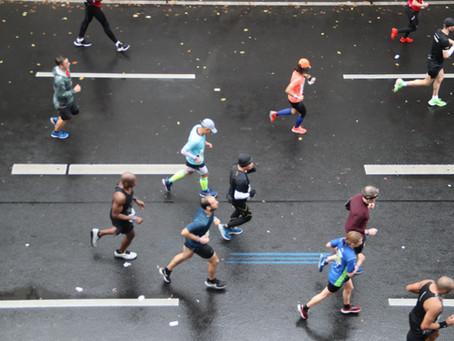 Fazer da vida uma maratona