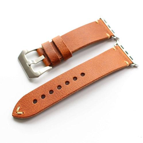 Apple watch strap 38mm 42mm brown
