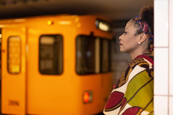 à espera do próximo trem de Berlim para o mundo