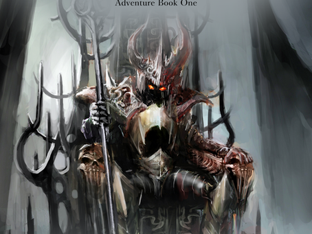 The Dragon Armour on GAMEBOOK NEWS