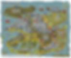 Northreach Quest Map