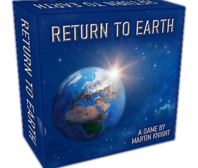 RETURN TO EARTH IS NOW AVAILABLE