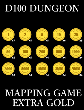 MAPPING GAME EXTRA GOLD