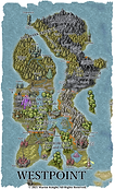 V2.1 D100 Dungeon Campaign Map WESTPOINT