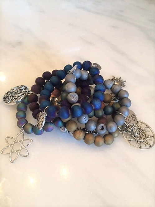 All 8 Galaxy Collection Bracelets
