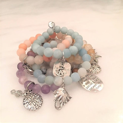 All 7 Coastal Collection Bracelets