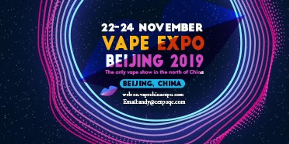 Vape Expo Beijing 2019