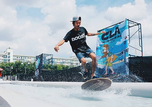 Extremely to present our DOOZE Skimboard team.🏄♂️😎_Here is Mr. Pond, the winner of Hippie Jump Contest, Thailand. Whatta cool flip bro.jpg