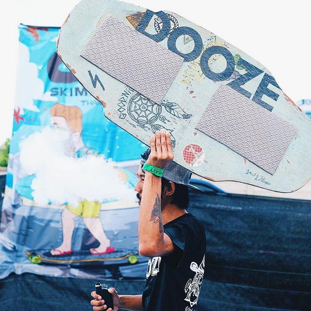 Skim with DOOZE!! 🏄♂️🏄♂️ #doozeteam_#dooze #doozejuice #everywherewithdooze_#skimboarding _#vape #vapingsavedmylife #vapenation_#vapeporn_