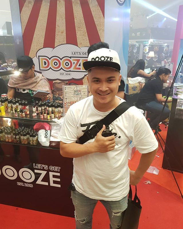 Thanks to our lovely customer  for supporting Dooze 😍 #dooze #doozejuice