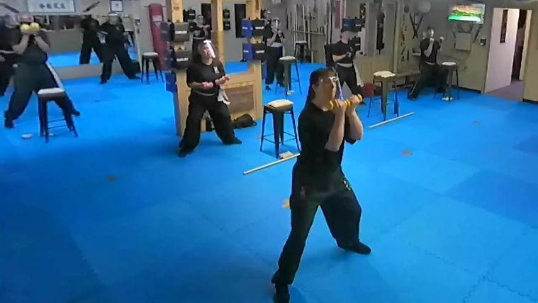 Fitness Qigong class sample
