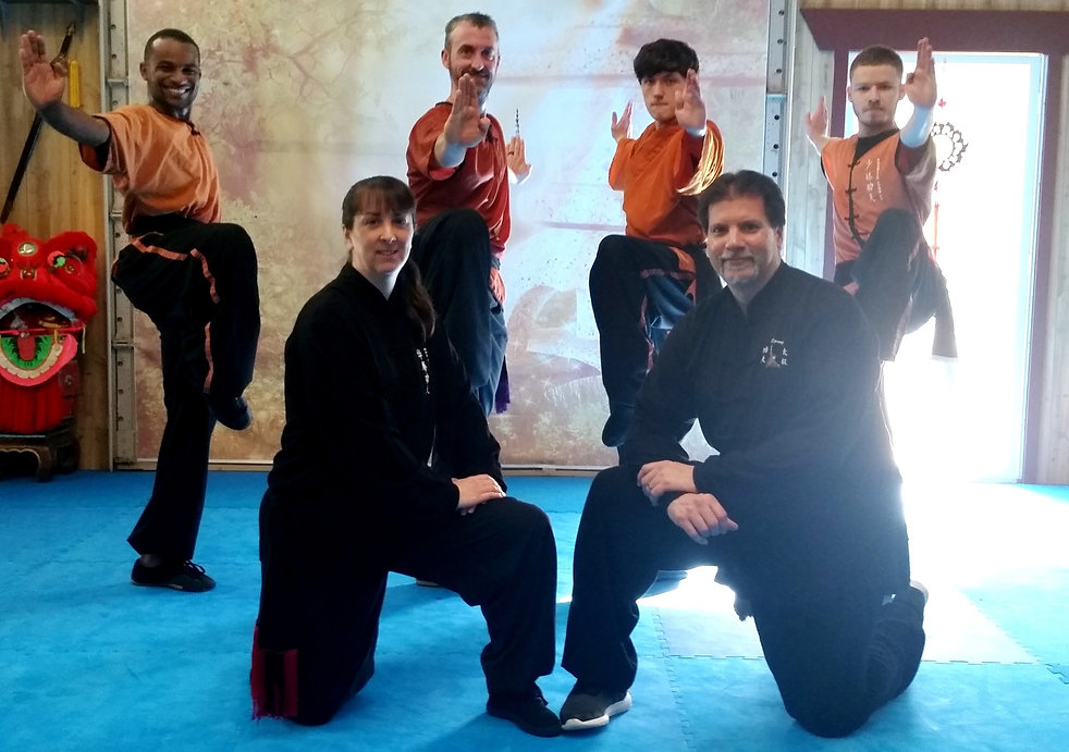 Instructors at Shaolin Kung Fu Centers