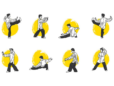 5 Levels of Tai Chi Chuan