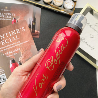 Valentijns activatie Rituals Cosmetics