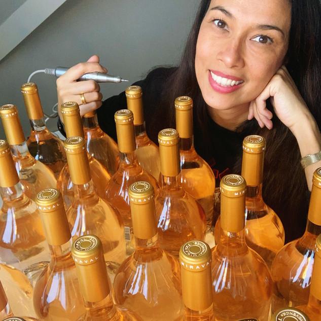 Graveren luxe wijnen drinkchardonnay.com