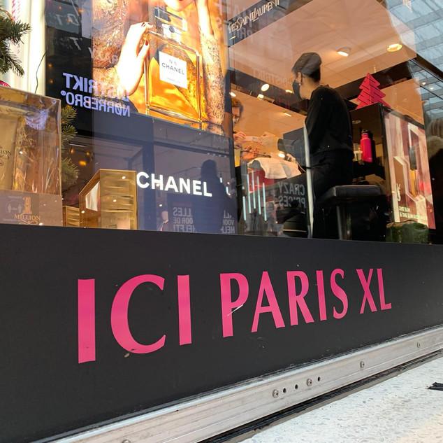 Merk Activatie Ici Paris XL