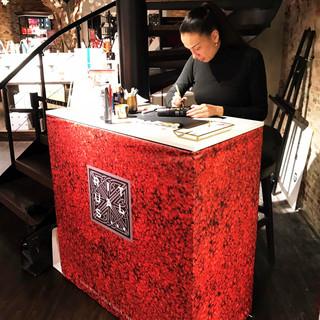 Live Kalligrafie Rituals Cosmetics